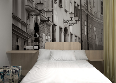 Welcome to our freshly renovated rooms that capture Ljubljana from a new perspective. We love them and so will you!